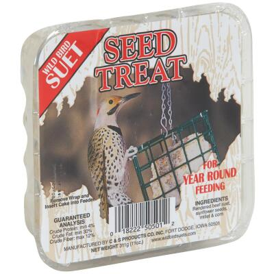 C&S 11 Oz. High Energy Treat Wild Bird Suet